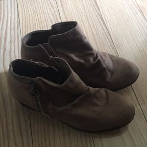 Ankle booties size 7.5